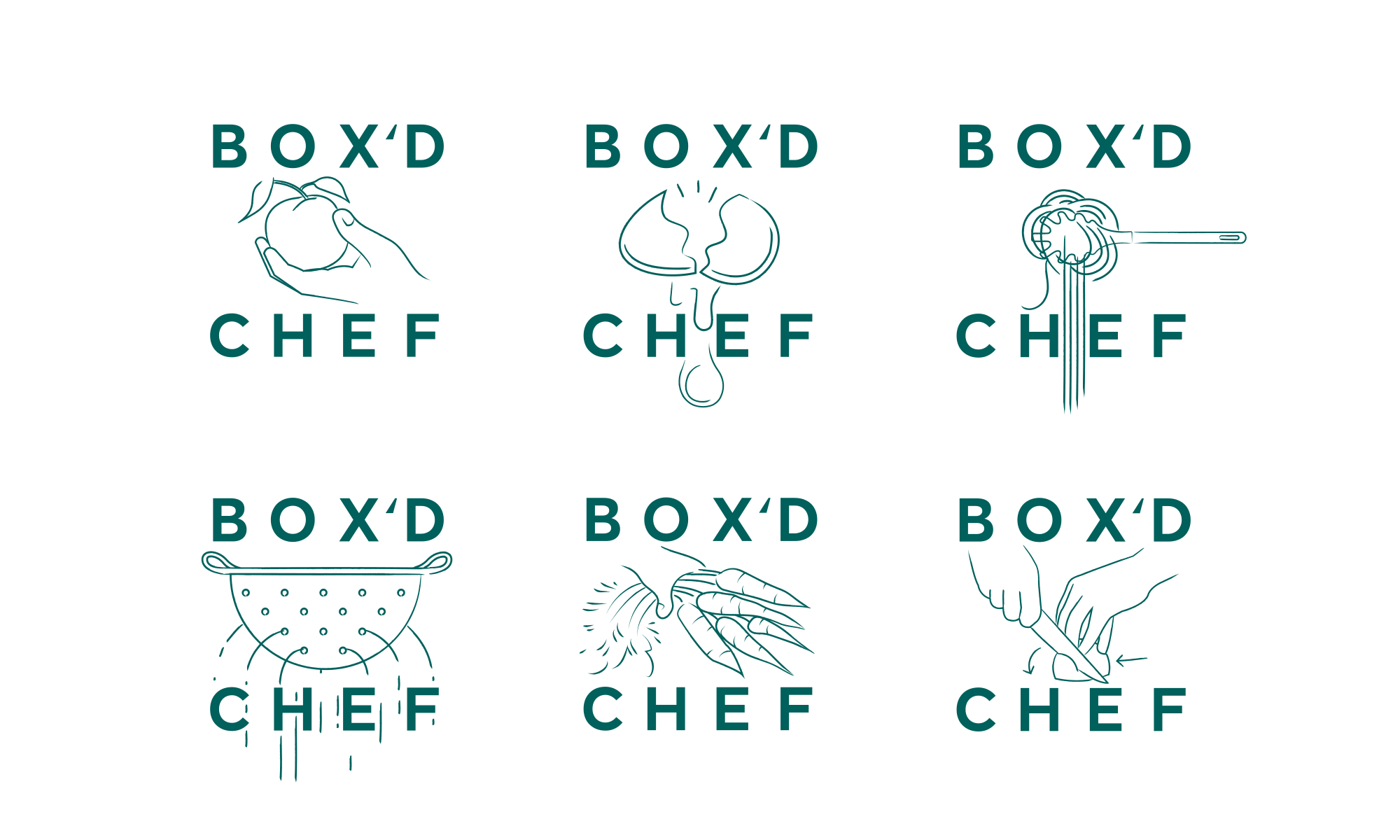 NotOnSunday-Boxd-Chef-Branding-Logo-Illustrations-2000×1200
