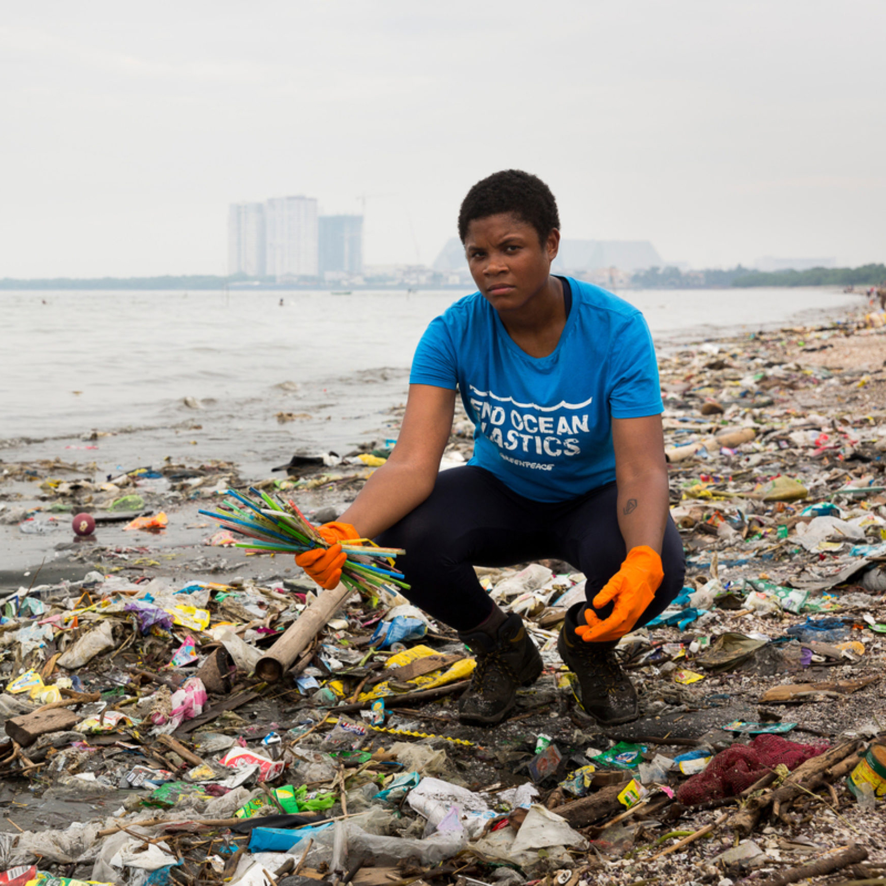 End Ocean Plastics