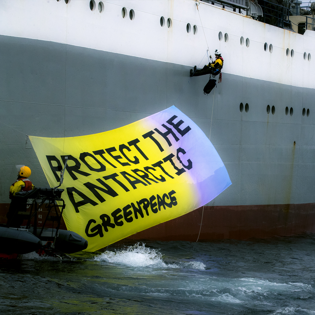 Protect the Antarctic