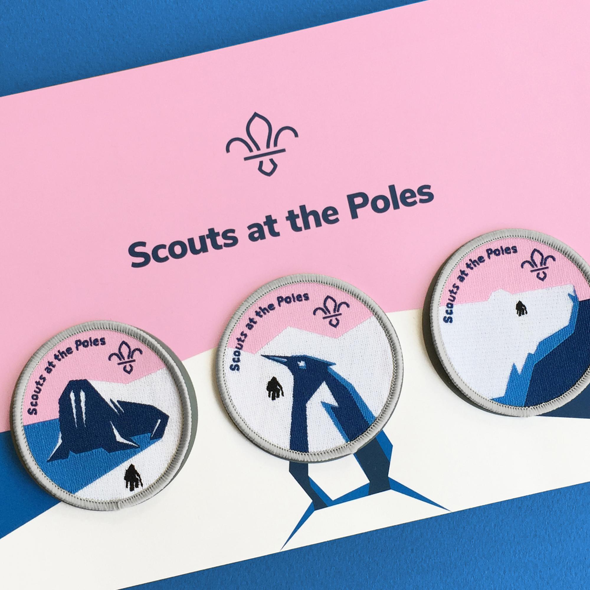 Scouts - Polar Badges